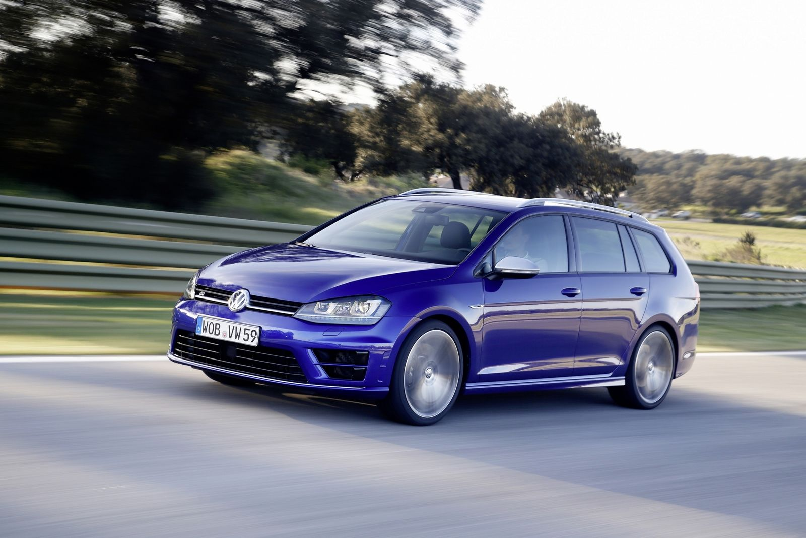 La Volkswagen Golf SW R arrive finalement en France