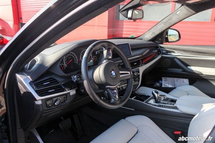 interieur X6 M F16 BMW M day LFG
