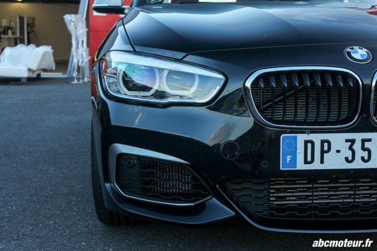optique avant M135i F20 BMW M day LFG