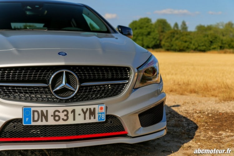proue Mercedes CLA 250 Shooting Brake 4Matic Version Sport