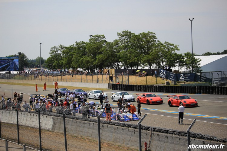 session privee 24 H du Mans 2015