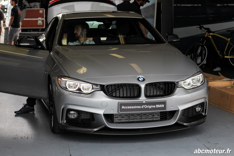 BMW 435i M Performance Magny Cours M Festival