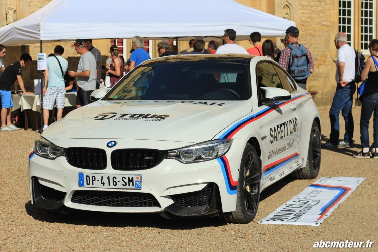 BMW M4 Safety Car M Festival