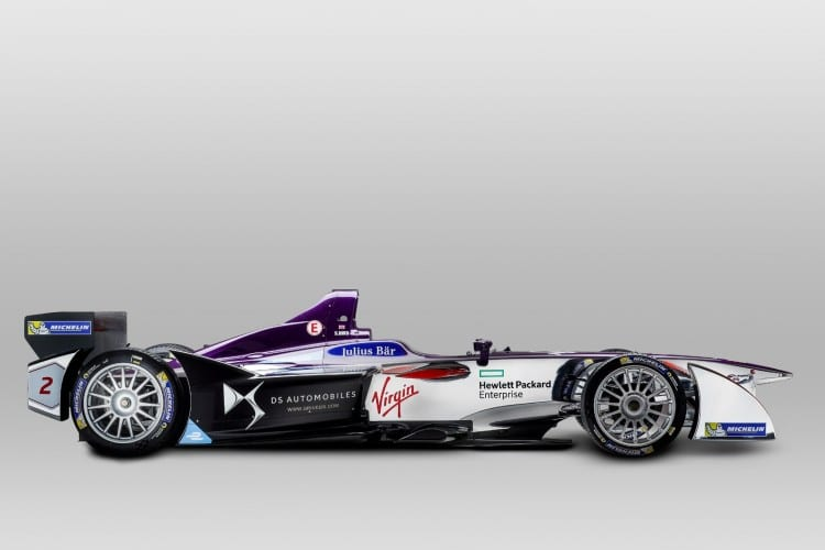 DS Virgin Racing profil