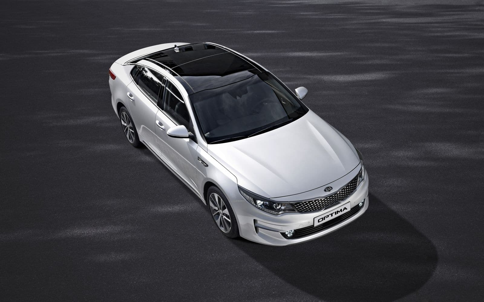 La nouvelle Kia Optima arrive en Europe