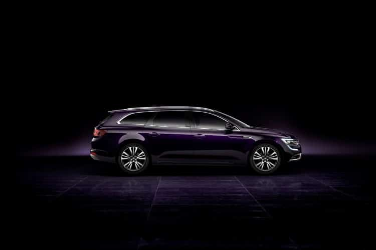 Renault Talisman Estate - 1