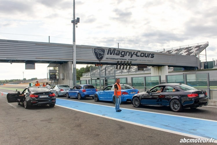 pitlane Magny Cours M Festival