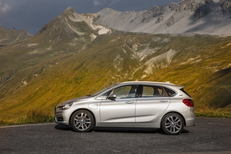 BMW 225xe Active Tourer - 1