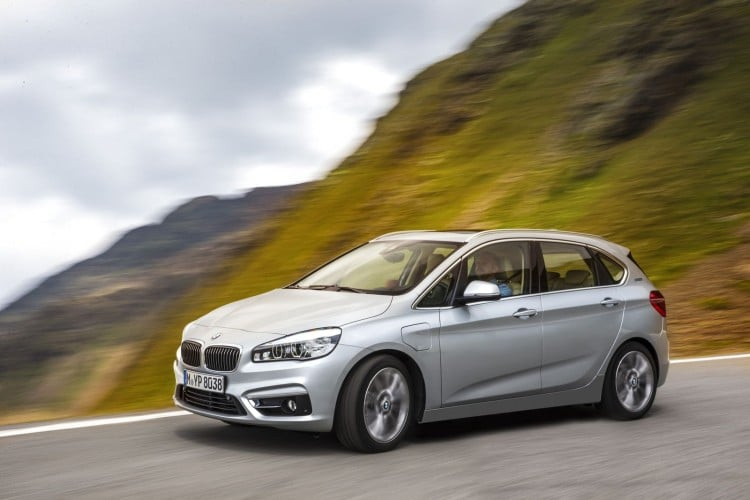 BMW 225xe Active Tourer - 4