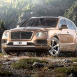 Bentley Bentayga - 12