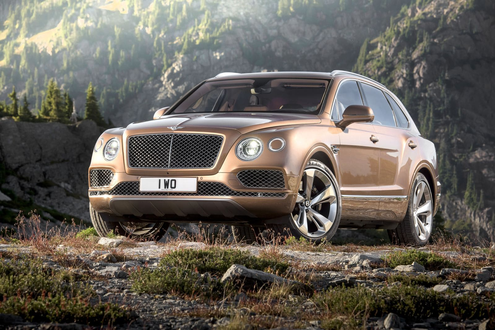 Bentley Bentayga : shocking ?