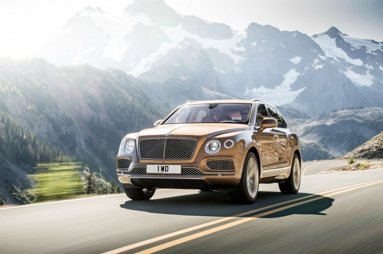 Bentley Bentayga - 2