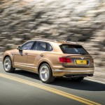 Bentley Bentayga - 4