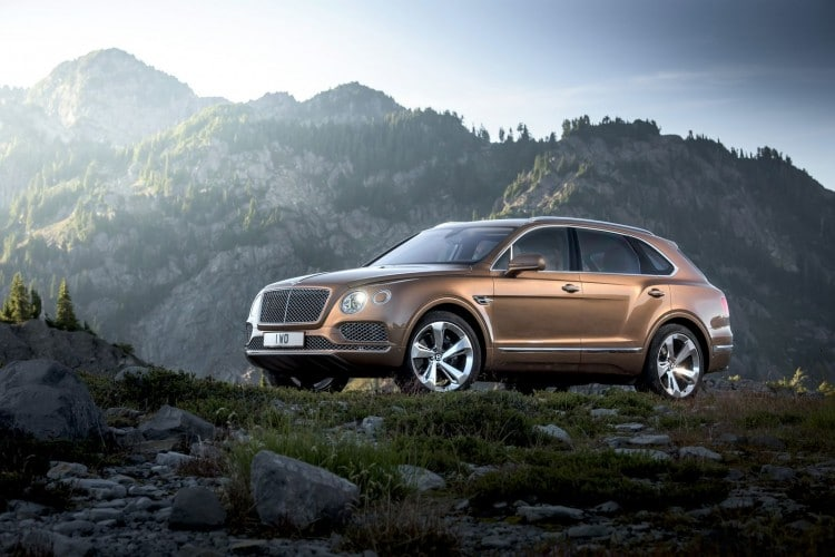 Bentley Bentayga - 6