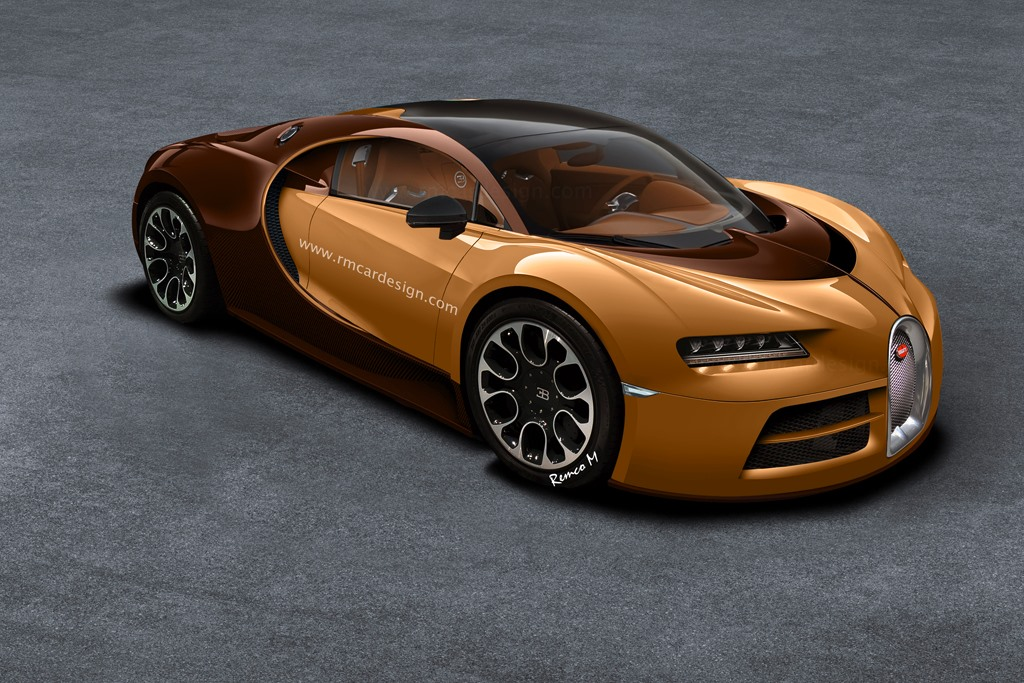 la bugatti chiron bas e sur le concept vision gran turismo. Black Bedroom Furniture Sets. Home Design Ideas