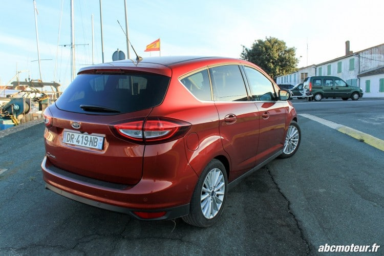 Ford C-Max II restyle 3-4 arriere
