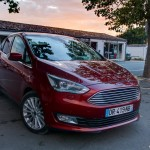 Ford C-Max II restyle 3-4 avant