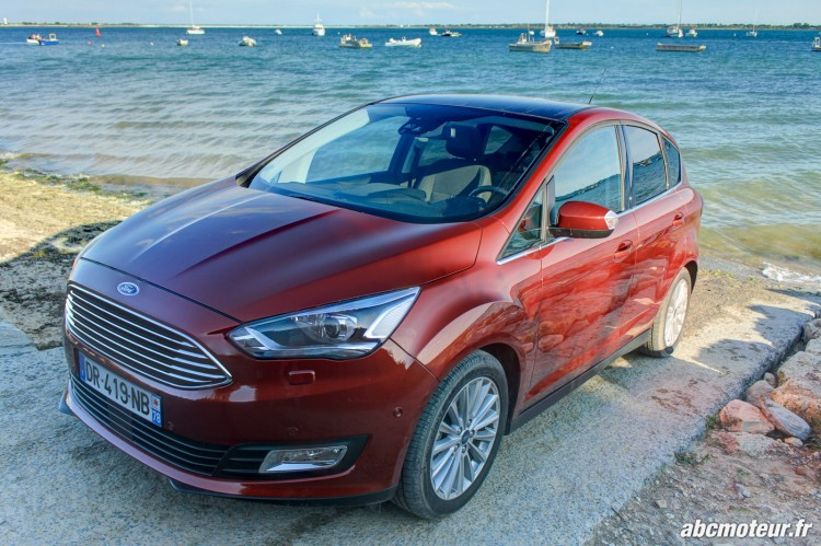 Ford C-Max II restyle
