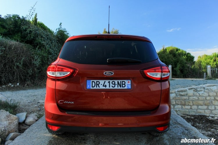 Ford C-Max II restyle arriere