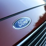 Ford C-Max II restyle logo capot