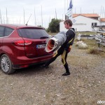Ford C-Max II restyle-ouverture coffre