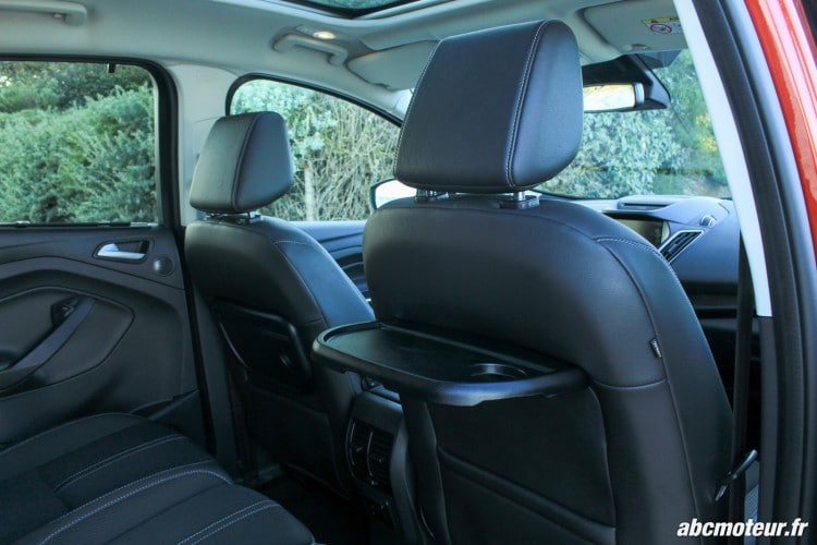 Ford C-Max II restyle tablette