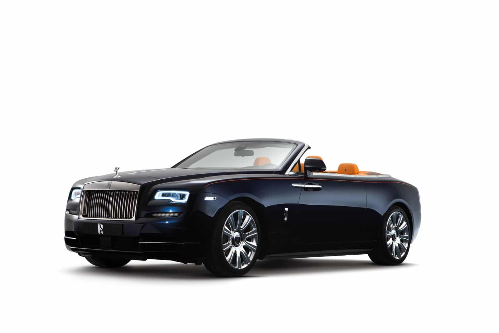 Rolls Royce Dawn : une autre dimension