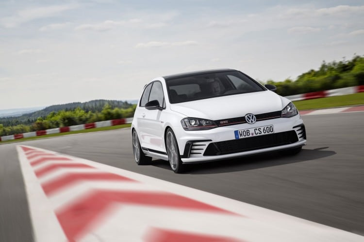 Volkswagen Golf GTI Clubsport - 11
