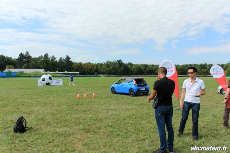 Aygo football Toyota Innove circuits Ouest Parisien-3