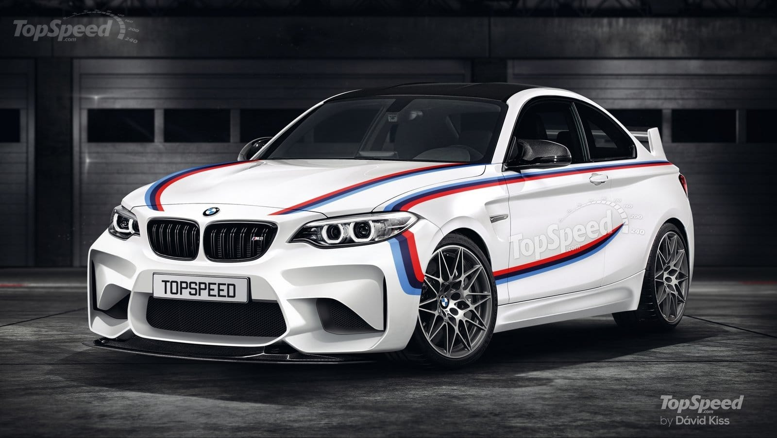 bmw pourrait lancer une m2 csl d s 2016. Black Bedroom Furniture Sets. Home Design Ideas