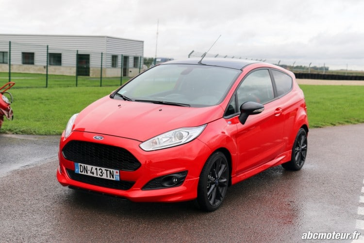 Fiesta Red Edition Ford Performance Day-2