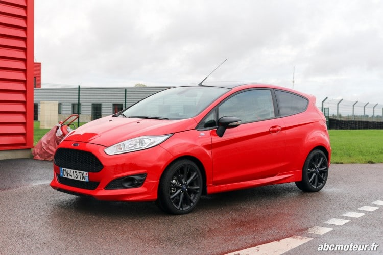 Fiesta Red Edition Ford Performance Day-3