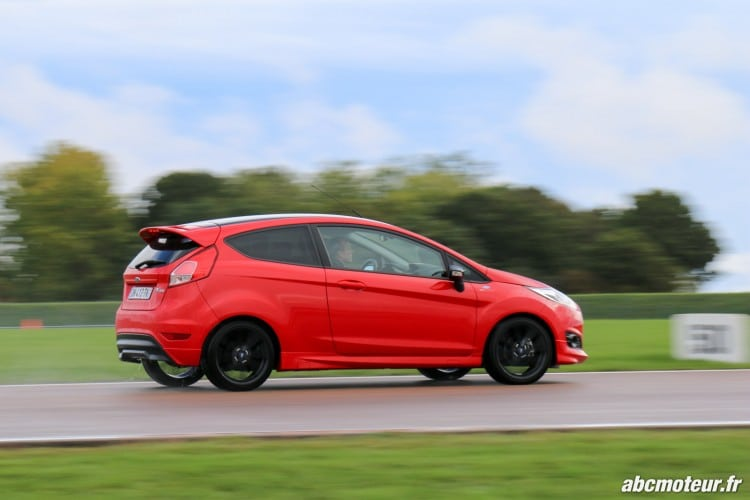 Fiesta Red Edition Ford Performance Day