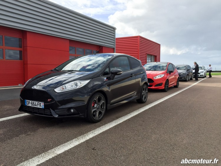 Fiesta ST Ford Performance Day