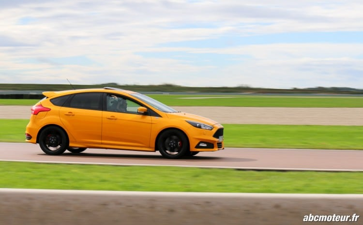 Focus ST EcoBoost Ford Performance Day-2