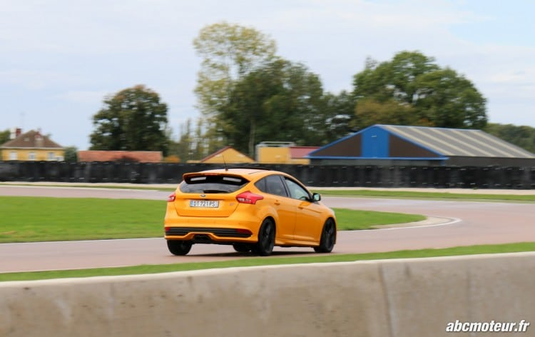 Focus ST EcoBoost Ford Performance Day