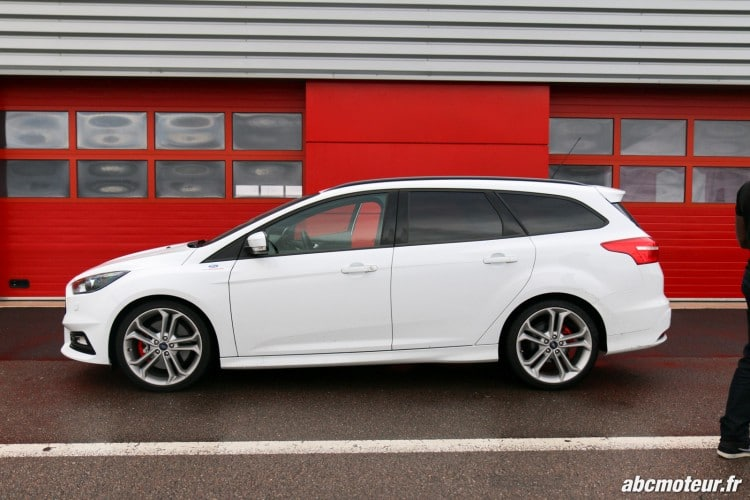 Focus ST SW TDCi Ford Performance Day-3
