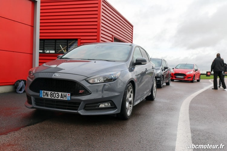 Focus ST TDCi Ford Performance Day