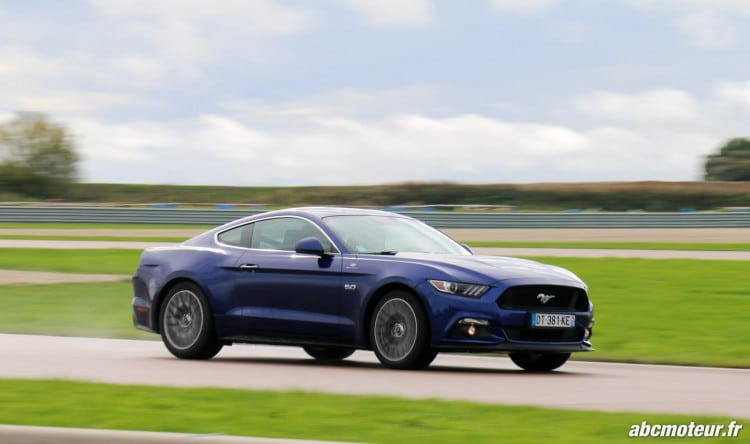 Mustang Fastback GT Ford Performance Day-3