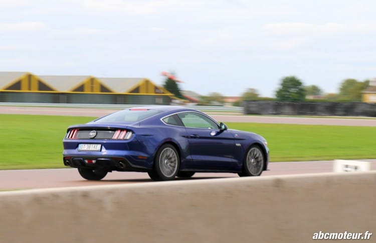 Mustang Fastback GT Ford Performance Day-4