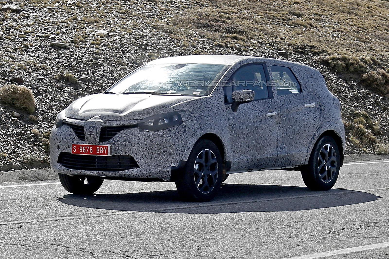 Renault tenté de sortir un Captur plus grand ?