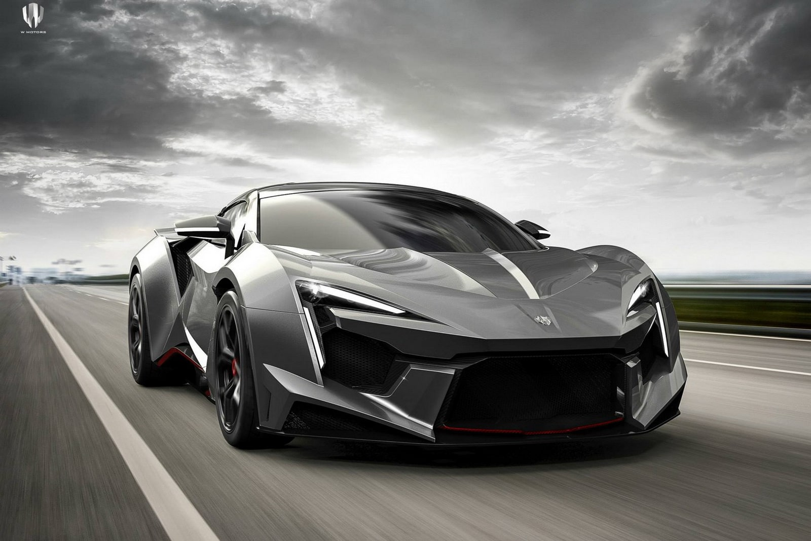 Fenyr Supersport : une super-sportive libanaise de 900 ch