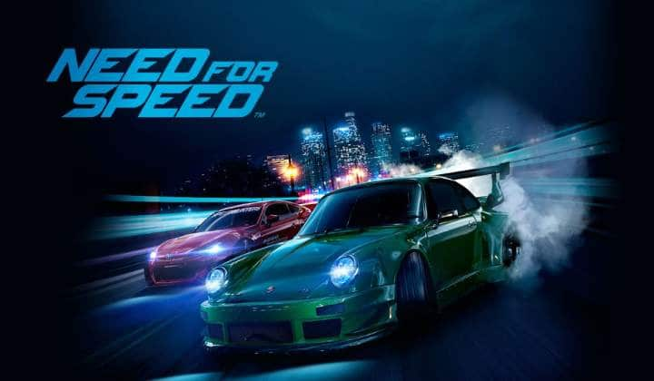 Jeu Need for Speed
