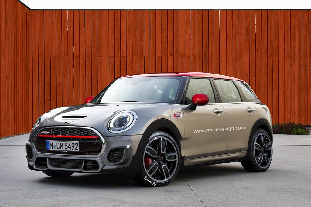 La Mini Clubman JCW va faire le grand saut !