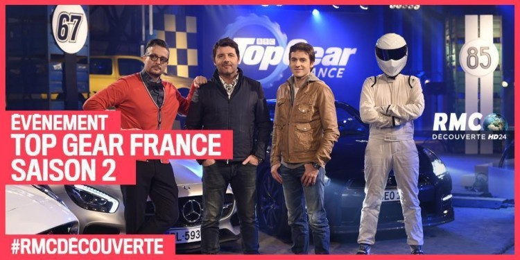 top gear france saison 2. Black Bedroom Furniture Sets. Home Design Ideas