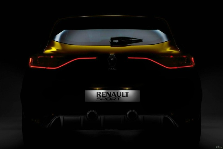 illustration Renault Megane 4 RS-3