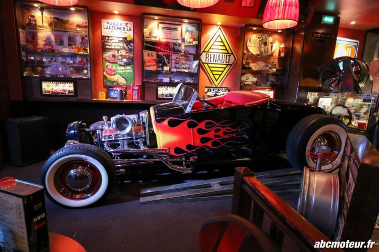 Auto Passion Cafe Hot rod