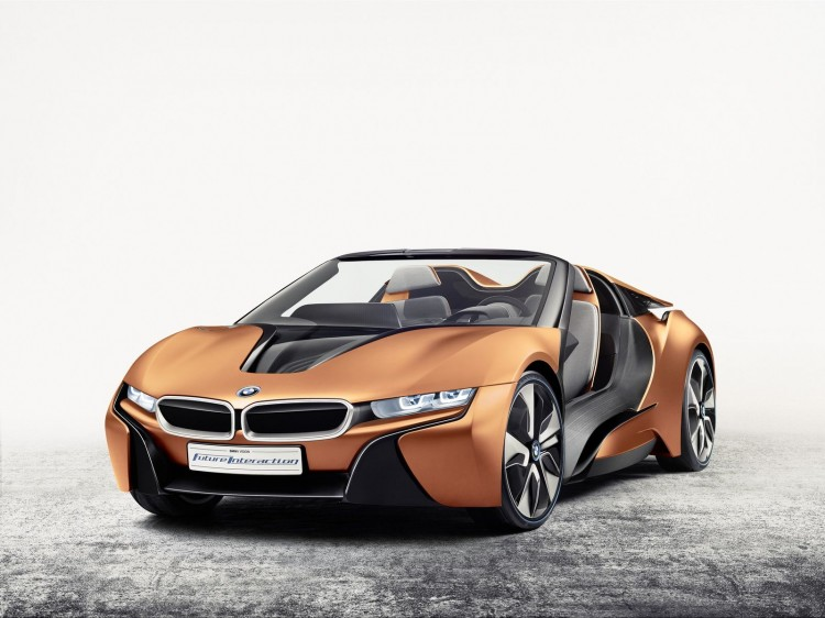 BMW i Vision Futur Interaction