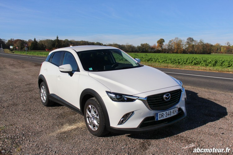 Mazda CX-3 Artic White-13