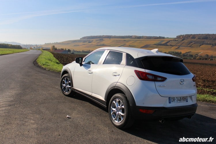 Mazda CX-3 Artic White-15